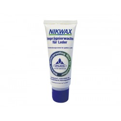 NikWax Cera Waterproof per pelle 100ml