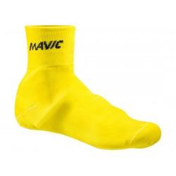 Copriscarpe Mavic Knit S (35-38) giallo