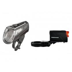 Set luci Trelock LS560 I-go / LS720 Reego
