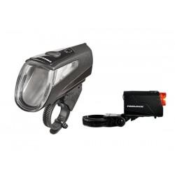 Set luci Trelock LS460 I-go / LS720 Reego