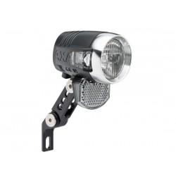 Luce a dinamo anteriore Axa BlueLine 50-T Steady Auto LED