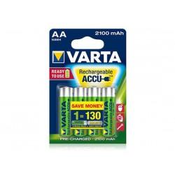 Batteria Varta Mignon HR6 AA