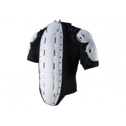 Giacca con protezioni iXS Hammer L/XL bianco