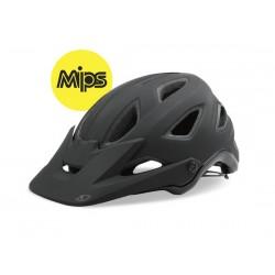 Casco MTB Giro Montaro Mips S (51-55 cm) nero opaco