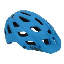 Casco MTB iXS Trail RS EVO M/L (58-62 cm) azzurro