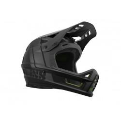 Casco DH/FR iXS XULT L/XL (60-62 cm) nero