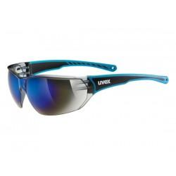 Occhiali uvex sportstyle 204 blu