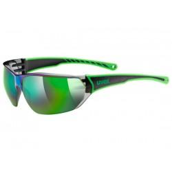 Occhiali uvex sportstyle 204 verde