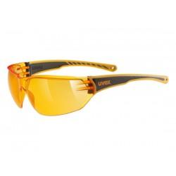 Occhiali uvex sportstyle 204 arancione