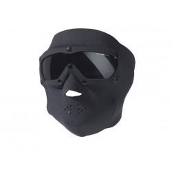 Maschera in neoprene con Occhiali Swiss Eye S.W.A.T. taglia unica