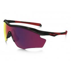 Occhiali Oakley M2 Frame XL Prizm nero/bordeaux