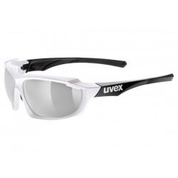 Occhiali uvex sportstyle 710 vm nero/bianco