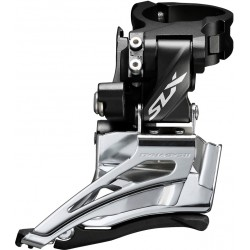 Deragliatore Anteriore Shimano SLX FD-M7025-H 2 x 11 Collarino Alto