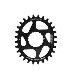 Leonardi Factory Corona Spiderless Ovale GECKO TRACK RACE FACE 34