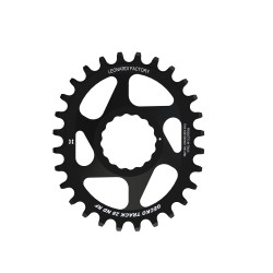 Leonardi Factory Corona Spiderless Ovale GECKO TRACK RACE FACE