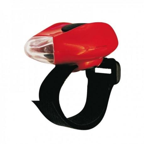 fanale posteriore a batteria led 304110345 MV-TEK illuminazione bici