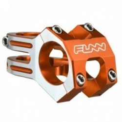 FUNN ATTACCO MANUBRIO FUNNDURO 35,0 X 45mm ARANCIONE