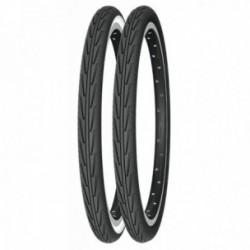 Pneumatico Michelin JUNIOR 24x1.75 rigido bianco/nero