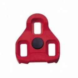 Tacchette Exustar VECTOR-KEO antiscivolo oscillante 6 rosso