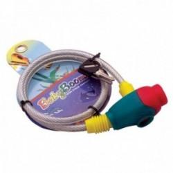 BABY-BOOM lucchetto a spirale 650mm diametro 8mm