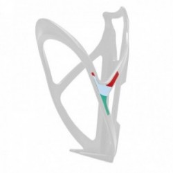 MV-TEK PORTABORRACCIA BICI X-ONE BIANCO OPACO