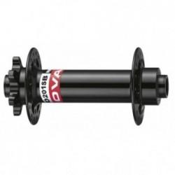 Novatec mozzo anteriore Fat Bike D201SB 3in1 nero 32-fori 15 mm