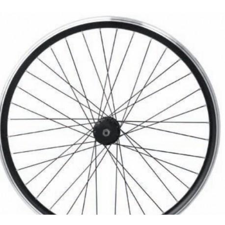 "Cerchio Posteriore Bici Sport 28/"" x 1.5//8 x 1.3//8-1 V Ruota ACCIAIO"