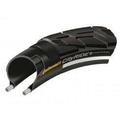 Continental, Bereifung, Ride Tour, 32-622 (28x1 1/4x1 3/4) Drahtreifen, Farbe: schwarz/weiss,  Extra Puncture Belt, Gewicht: 570