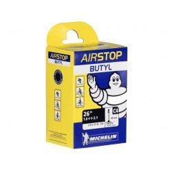 Camera d'aria 26 Michelin Airstop C4 Butyl Presta 40mm