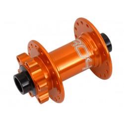 Mozzo anteriore Hope Pro 4 Arancio 32 fori 9mm