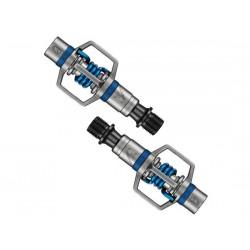 Pedali MTB sgancio rapido CrankBrothers Egg Beater 3 blu