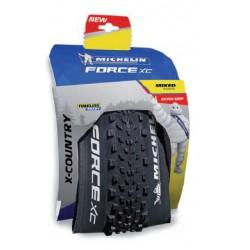 Pneumatico Michelin FORCE XC COMPETITION 29x2.25 pieghevole TL-Ready GUM-X3D nero