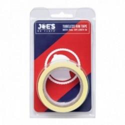 Nastro di conversione adesivo Tubeless JOE'S NO FLATS 29mmx9m giallo