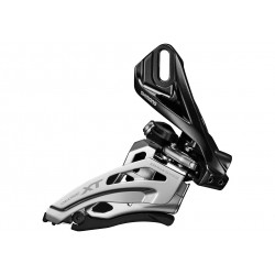FRONT DERAILLEUR, FD-M8020-D, DEORE XT, FOR 2X11, DIRECT MOUNT, SIDE-SWING, FRONT-PULL, CS-ANGLE: 66-69, IND.PACK