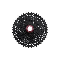 Pacco pignoni 11 velocità SunRace MX8 11-50 Nero