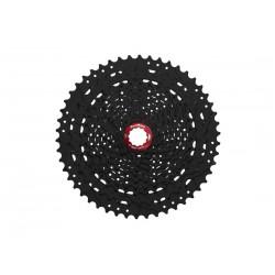 Pacco Pignoni 11 velocità SunRace MX80 11-50 Nero Light