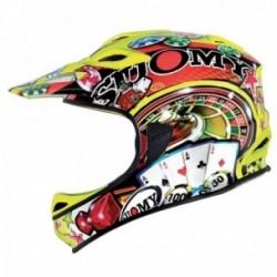 SUOMY CASCO JUMPER GAMBLE TAGLIA M