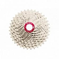 SunRace, Pacco pignoni, CSMX0 TAW, 10-vel., Fluid Drive Plus™, 11-36 denti (11-13-15-17-19-21-24-28-32-36), conf. originale, 341