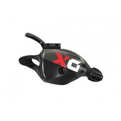 Comando 12 Velocità SRAM X01 Eagle Trigger Logo Rosso