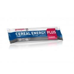 Sponser, Sport Food, Barretta energetica Cereal Energy Bar, contenuto: 40g, Aroma: cranberry, 1 pezzo