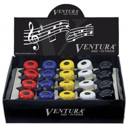 Ventura, Campanelli mini assortiti, 20 pezzi, con diversi motivi, in display box