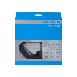 FC-5800L Chainring 52T-MB for 52-36T (Black)