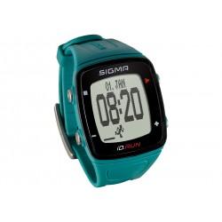 Sigma Sport, Runningcomputer, iD.RUN pine green, colore verde, registrazione percorso e velocità con GPS, distanza percorsa, con