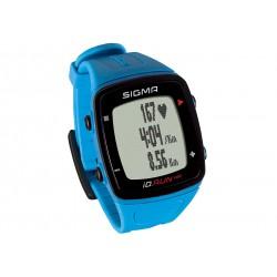 Sigma Sport, Runningcomputer, iD.RUN HR pacific blue, colore blu, misurazione della frequenza cardiaca attuale / media / massima