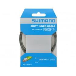 Cavo per cambio Shimano Optislick 1.2mm x 2100mm