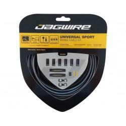 Kit cavi e guaine per freno Jagwire Universal Sport grigio