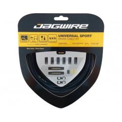 Kit cavi e guaine per freno Jagwire Universal Sport nero