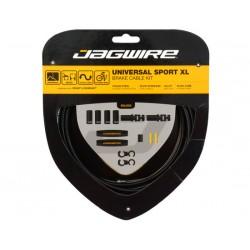 Kit cavi e guaine per freno Jagwire Universal Sport XL nero