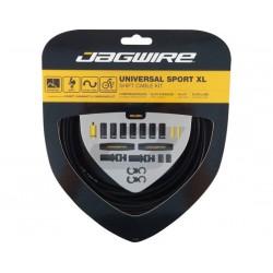 Kit cavi e guaine per cambio Jagwire Universal Sport XL nero