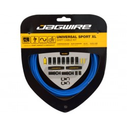 Kit cavi e guaine per cambio Jagwire Universal Sport XL blu